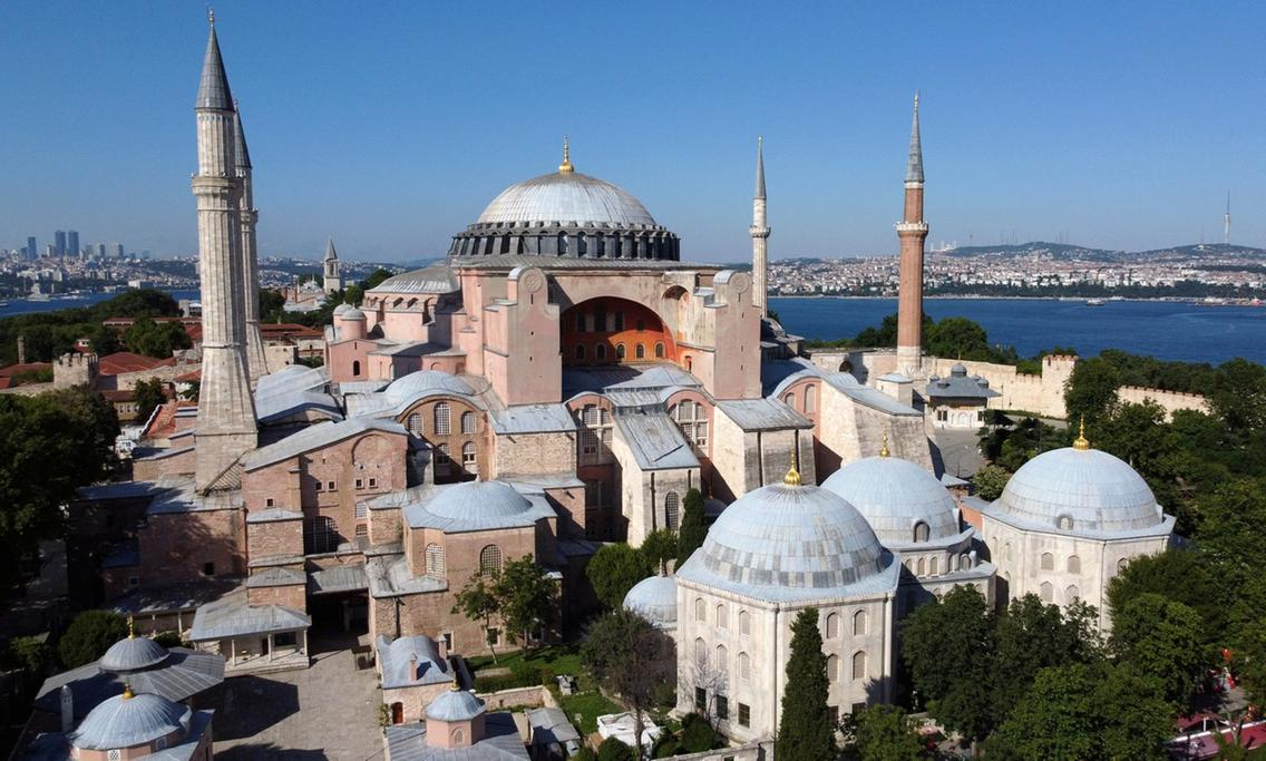 The West has no standing on Hagia Sophia - Indian Punchline