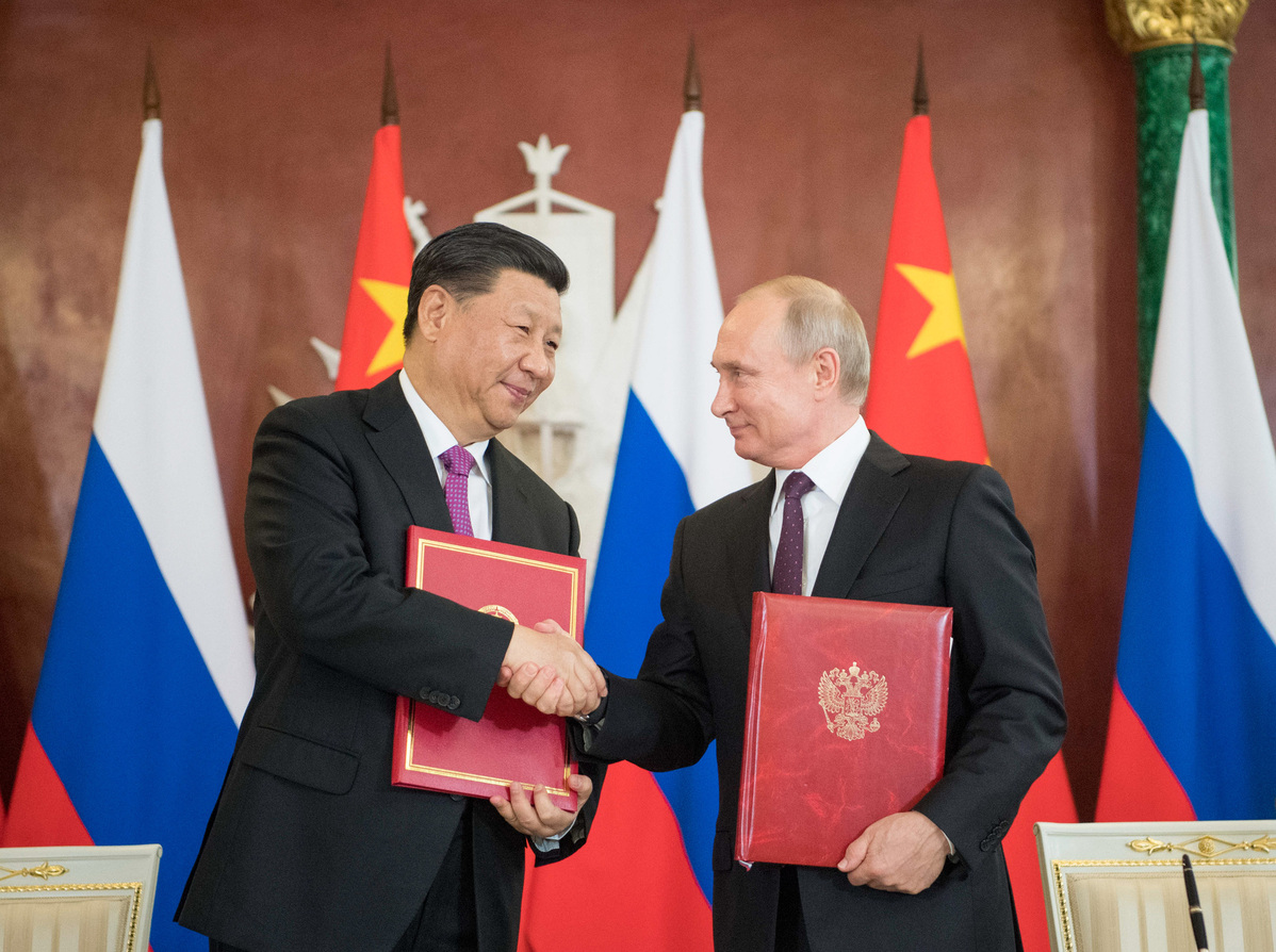 The Sino Russian Alliance Comes Of Age Part 3 Indian Punchline