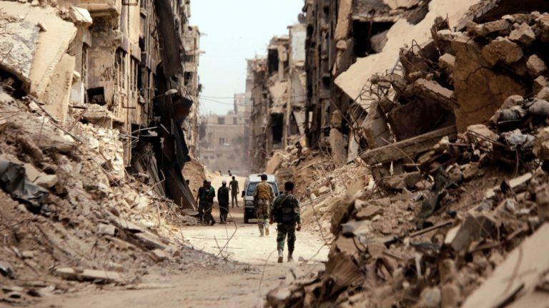 Syria's devastation